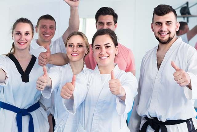 Karateadult1.2, Impact Taekwondo Highlands Ranch CO