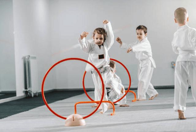 Kidsbirthday, Impact Taekwondo Highlands Ranch CO