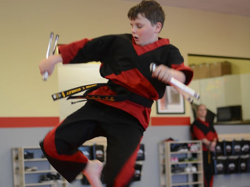 kids martial arts classes in highlands ranch